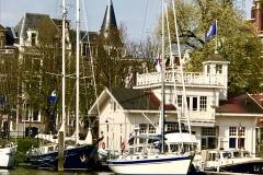 Morgane of Sark, Veerhaven Rotterdam